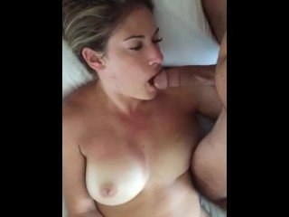 young couple masturbate togther and both orgasm